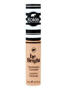 Kokie be bright illuminating concealer-med